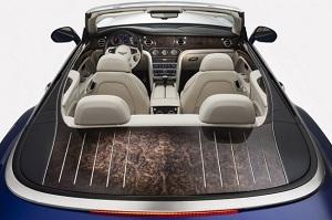Bentley в кузове кабриолет