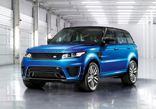Range Rover Sport SVR 2015 года