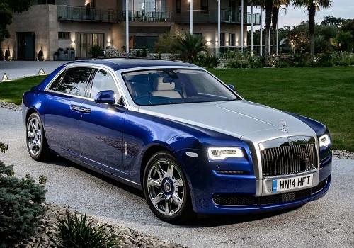 Rolls-Royce Ghost II 2015