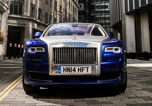 Rolls-Royce Ghost II 2015 года