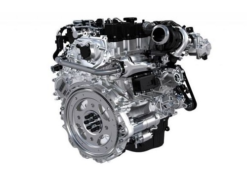Двигатель Jaguar XE S