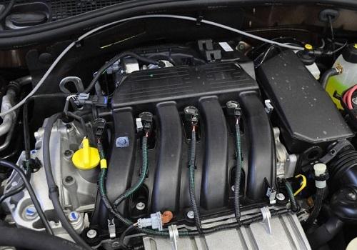 Двигатель Renault Duster 2015 года