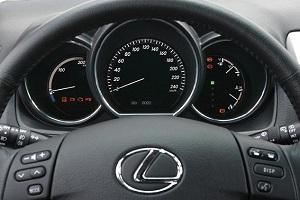 Приборная панель - торпедо Lexus