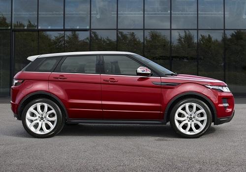 Range Rover Evoque British Edition 2015 года