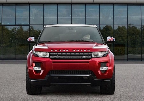 Range Rover Evoque British Edition 2015