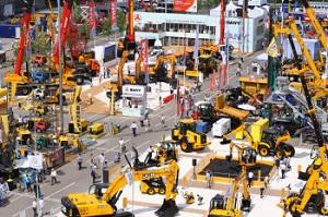 Выставка Строительная техника и технологии 2015