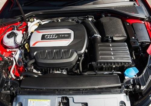 Двигатель 2,5 Audi RS3