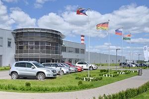 Завод Фольксваген в Калуге