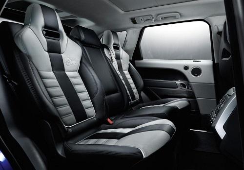 Задние кресла Range Rover Sport SVR