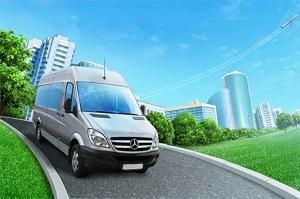 Заказ микроавтобуса в Москве