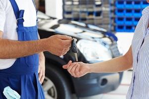 Как правильно сдать и принять автомобиль после ремонта