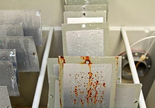 Коррозионные испытания металла