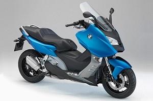 Макси-скутер BMW C 600 Sport