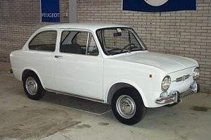 Ретро авто Фиат 850 1965