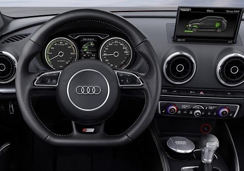 Салон Audi RS3 2015