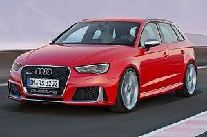 Audi RS3 - горячий хэтчбек!