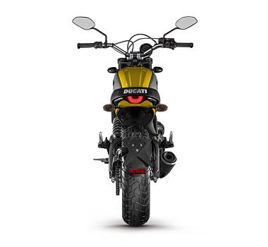 Ducati Scrambler Icon 2015 года