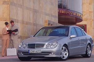 Аренда Mercedes-Benz E270 CDI для переговоров