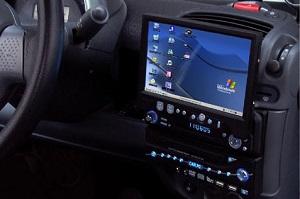 Бортовой компьютер автомобиля