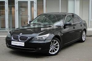 BMW 525i E60 2008 года