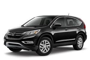 Honda CR-V 2015 года