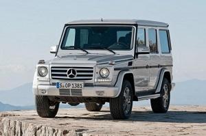 Mercedes-Benz G-class Gelandewagen