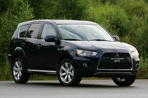 Mitsubishi Outlander XL 2010 года