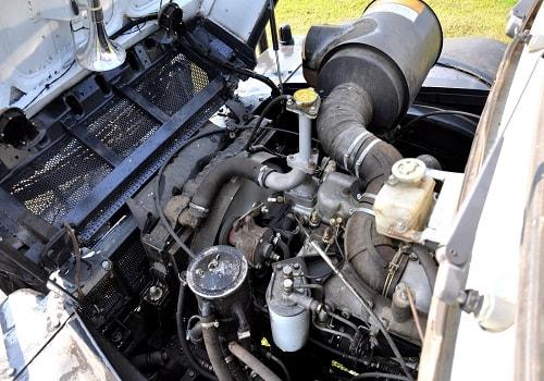 Двигатель Большой Машины Шефа