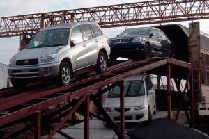Доставка авто из-за рубежа