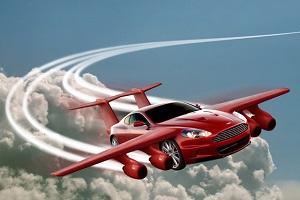 Летающий автомобиль сегодня и завтра