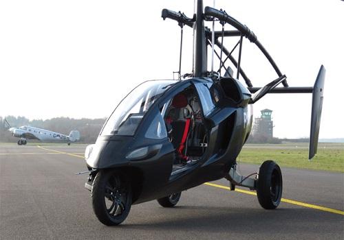 Летающий трицикл PAL-V