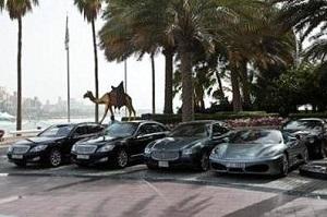 Не сетрифицированные автомобили