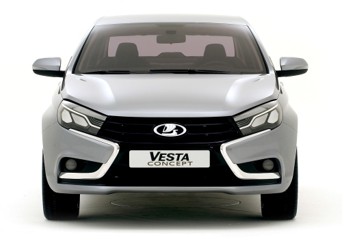 Lada Vesta 2015