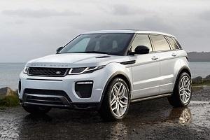 Обновленный Range Rover Evoque 2015 года