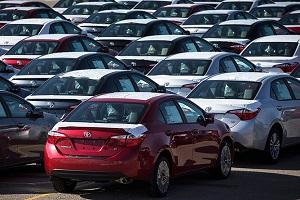 Отзыв автомобилей Toyota