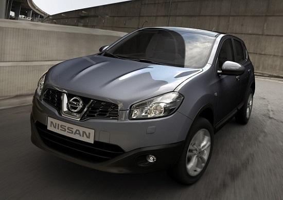 Паркетник Nissan Qashqai