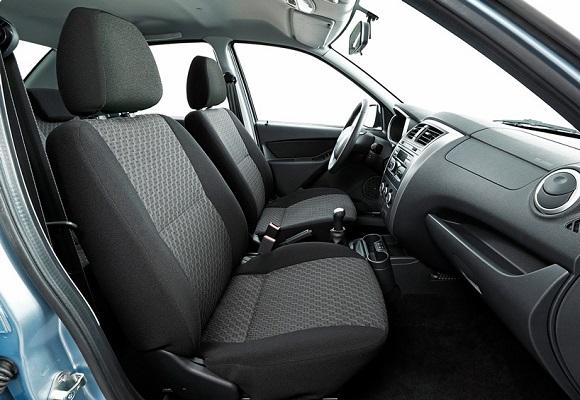 Передние кресла Datsun on-DO