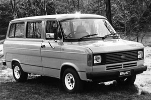 Ford Transit Mark 2