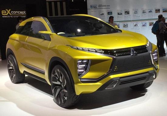 Mitsubishi eX Electric Crossover