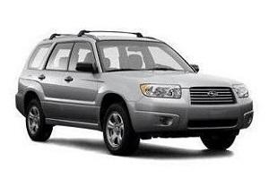 Subaru Forester 2 поколения