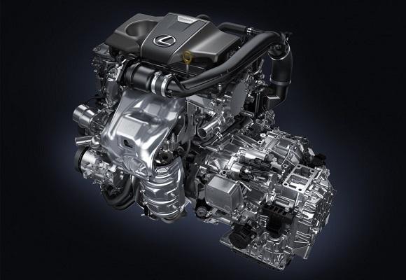 Двигатель Lexus RX 2015