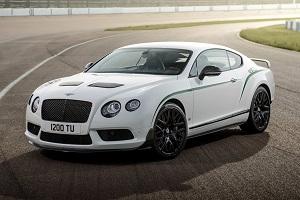 Купе Bentley Continental GT3