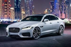 Новый Jaguar XF 2015 года