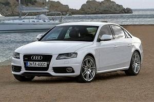 Новый Audi A4 2015 года