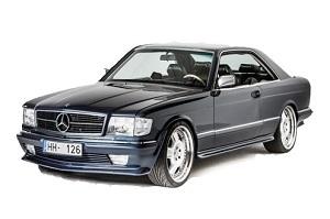 Mercedes-Benz W126 SEC