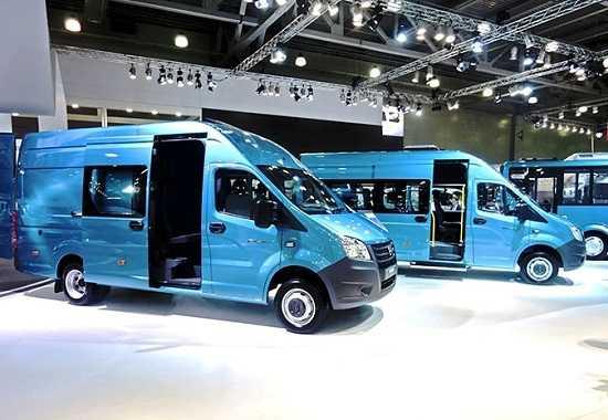 Автобусы ГАЗель NEXT