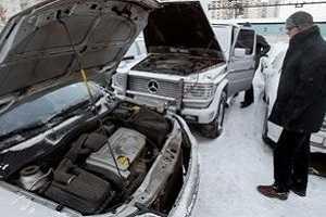 Дизельный двигатель зимние «слабости»
