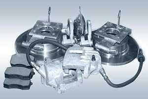 Запчасти и расходные материалы тормозной системы