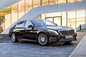 Заряженные премиум-седаны Mercedes-Benz S65 AMG
