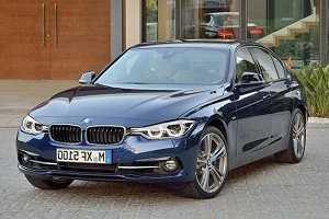 Обновленный BMW 3 series 2015 года
